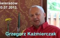 Grzegorz Kazmierczak spotkanie