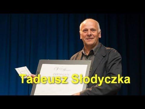 Mistrz lutnik – Tadeusz Słodyczka