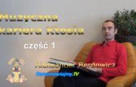 Bajka na dobranoc – Muzyczna kariera KTOSIA, część 1