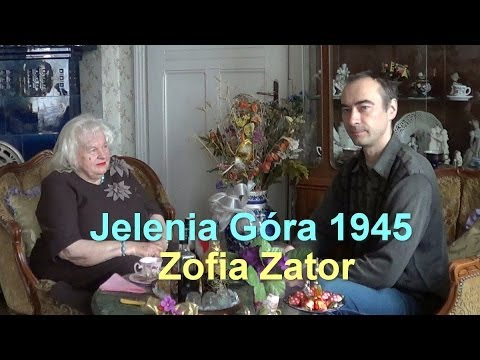 Jelenia Góra 1945 – Zofia Zator