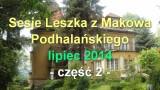 Sesje Leszka z Makowa, cz. 2 – lipiec 2014