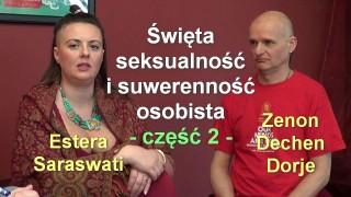 Święta seksualność i suwerenność osobista, część 2 – Estera i Zenon
