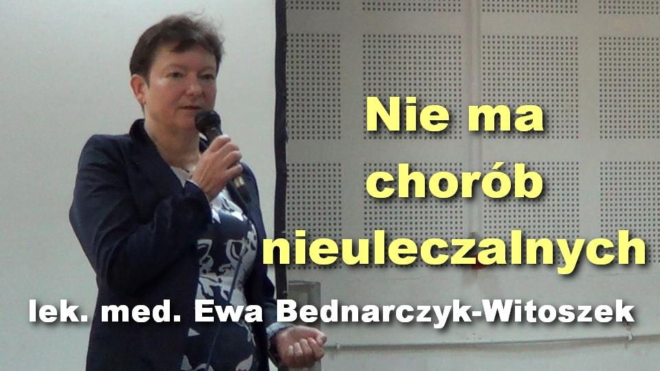 Ewa Bednarczyk wyklad