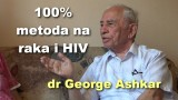 100% metoda na raka i HIV – dr George Ashkar