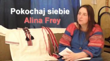 Pokochaj siebie – Alina Frey