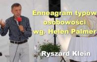 Enneagram typów osobowości wg. Helen Palmer – Ryszard Klein