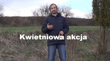 Kwietniowa akcja – Alex Berdowicz