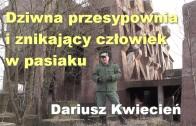 Dariusz Kwiecien przesypownia
