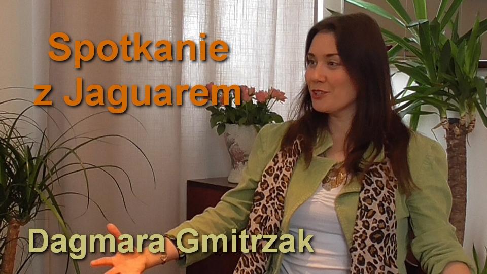 spotkanie z jaguarem dagmara gmitrzak porozmawiajmy tv