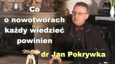 Co o nowotworach każdy wiedzieć powinien – dr Jan Pokrywka