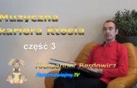Bajka na dobranoc – Muzyczna kariera KTOSIA, część 3