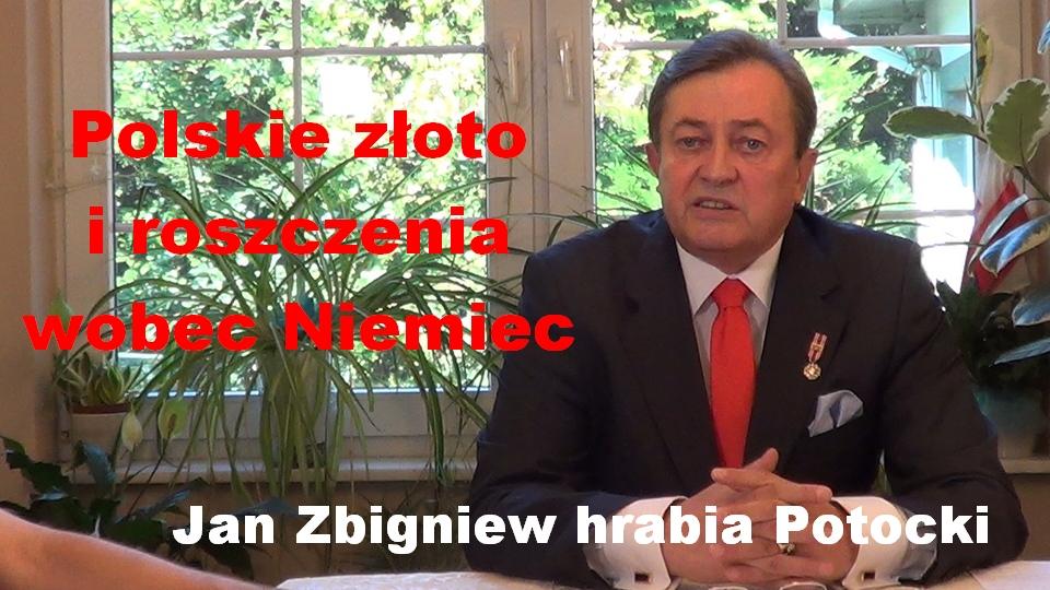 polskie z u0142oto i roszczenia wobec niemiec  u2013 jan zbigniew