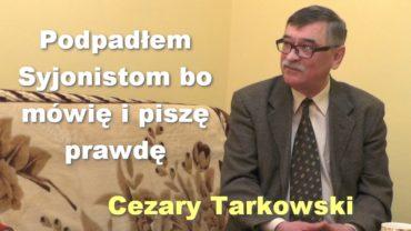 Cezary Tarkowski