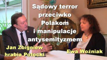 Jan Potocki Ewa Wozniak