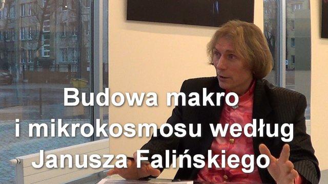 Budowa makro i mikrokosmosu według Janusza Falińskiego