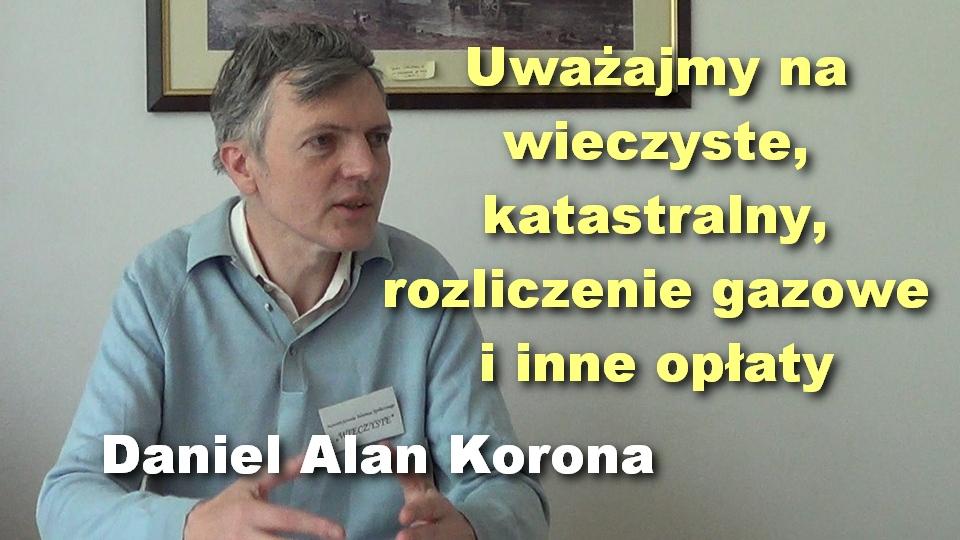 Daniel Alan Korona