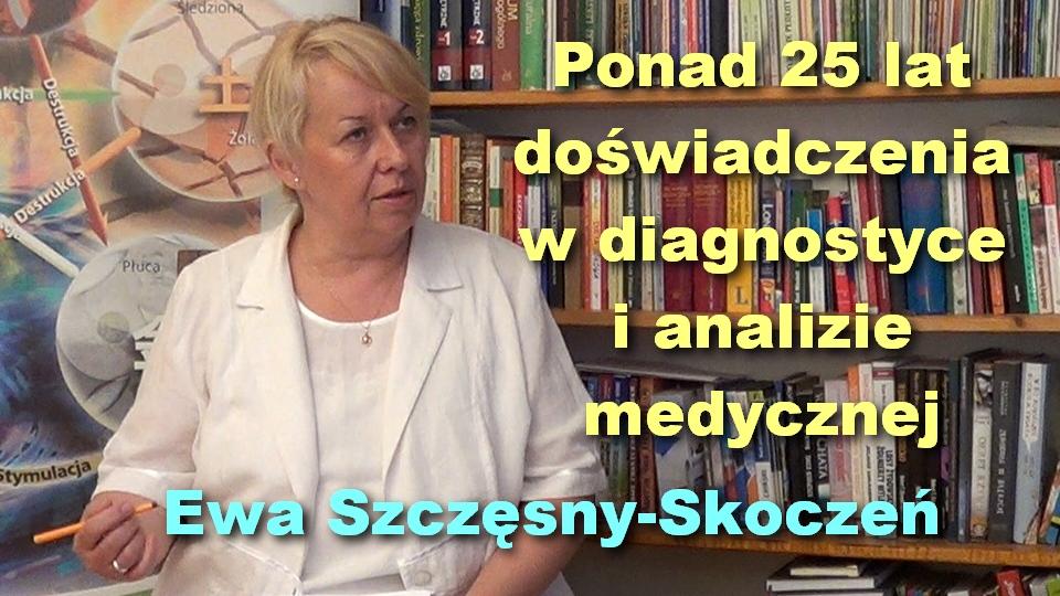 Ewa Szczesny-Skoczen