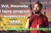 Alex tajny program kosmiczny