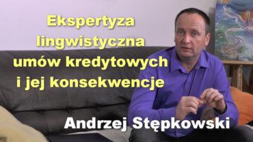 Andrzej Stepkowski ekspertyza lingwistyczna