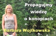 Barbara w konopiach