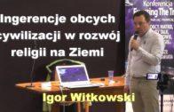Igor Witkowski religie