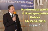 Konferencja II RP 1