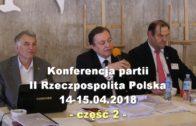 Konferencja II RP 2