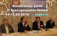 Konferencja II RP 4