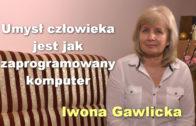 Iwona Gawlicka umysł człowieka
