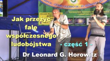 Leonard Horowitz 1