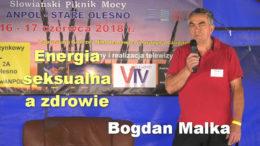 Bogdan Malka energia seksualna a zdrowie