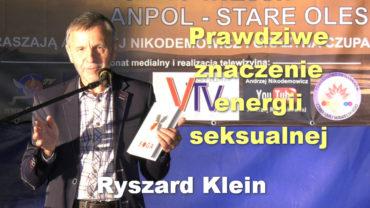 Ryszard Klein energia seksualna