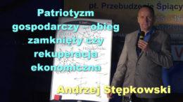 Andrzej Stepkowski rekuperacja ekonomiczna