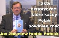 Jan Potocki fakty historyczne