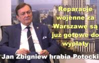Jan Potocki reparacje
