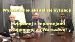 Julian Malins reparacje wojenne