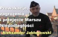 Aleksander Jablonowski Marsz Niepodleglosci