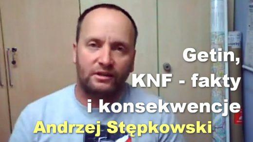 Getin, KNF – fakty i konsekwencje – Andrzej Stępkowski