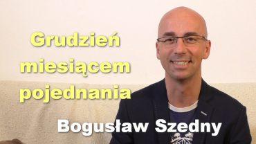 Bogusław Szedny pojednanie