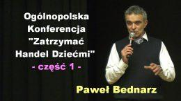 Konferencja Pawel Bednarz 1