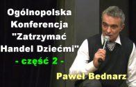Konferencja Pawel Bednarz 2