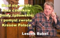 Leszek Bubel gmina zydowska