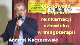 Andrzej Kaczorowski duchowosc