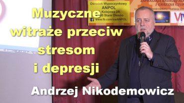Andrzej Nikodemowicz muzyczne witraze