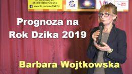 Barbara Wojtkowska rok dzika