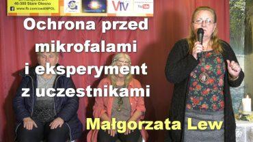 Malgorzata Lew ochrona