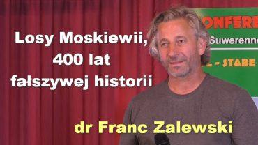 Losy Moskiewii Franc Zalewski