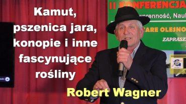 Robert Wagner kamut