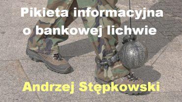 Andrzej Stepkowski pikieta