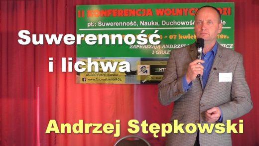 Andrzej Stepkowski suwerennosc